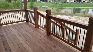 Handrail & Balusters