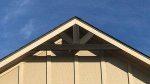 Exterior Improvements Decorative Awning